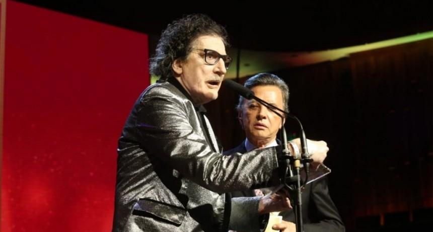 Charly García ganó el Gardel de Oro