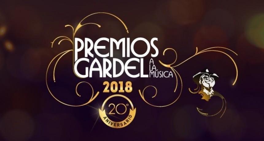 Todos los ganadores de los Premios Gardel