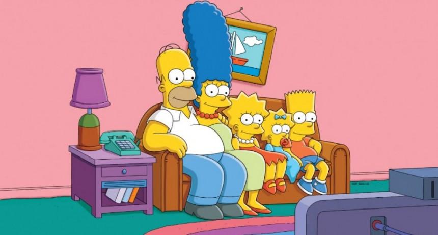Los Simpson se suman al Mundial con una particular iniciativa