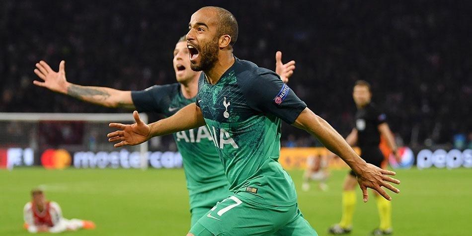 Tottenham lo ganó en la última y es finalista