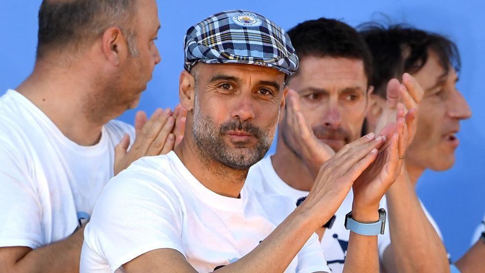 En Italia dan por hecho el acuerdo entre Guardiola y la Juventus