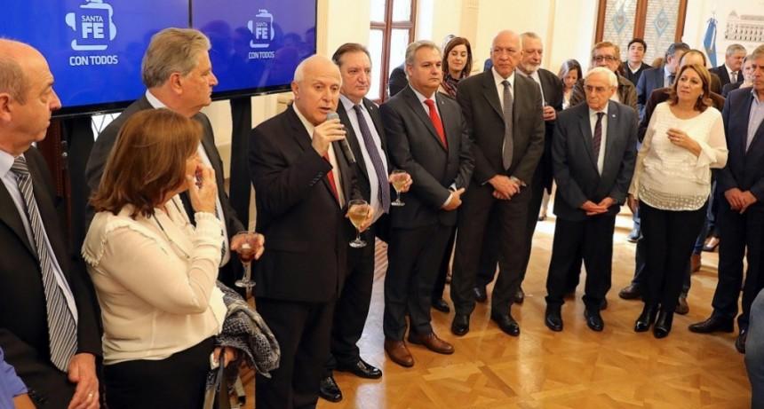 Lifschitz encabezó el homenaje al Día del Trabajador