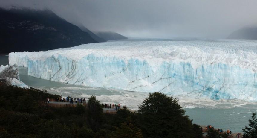 Para el año 2100, el Parque Nacional Los Glaciares podría perder el 60% del hielo