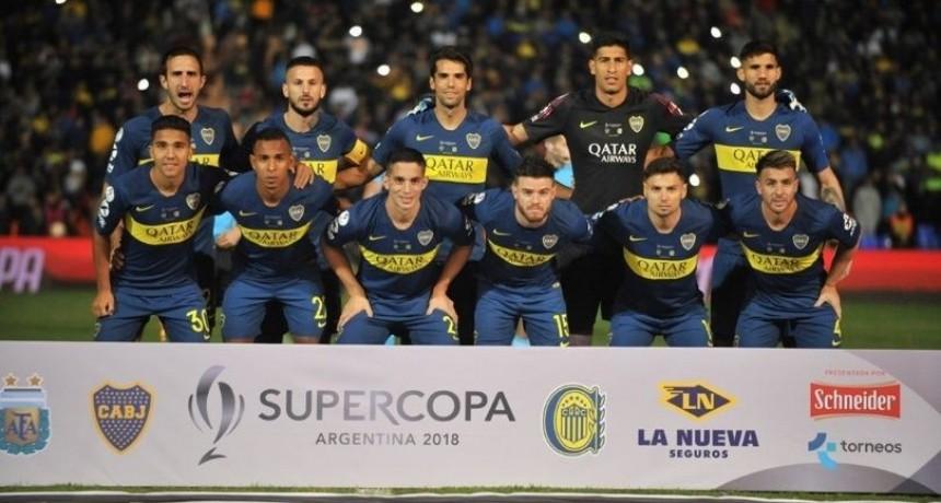 Boca le ganó a Rosario Central la Supercopa Argentina por penales