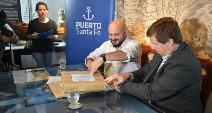 Se presentó un oferente para operar la Terminal de Contenedores del Puerto