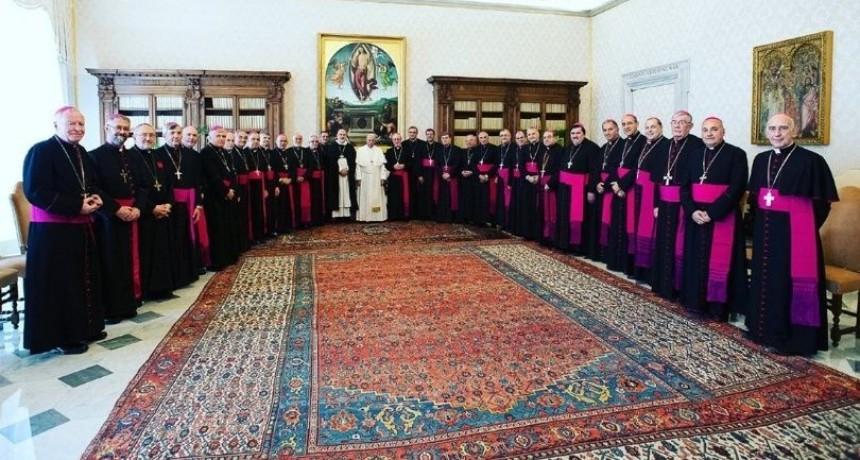 La Iglesia apoyó el consenso que el Gobierno busca con la oposición