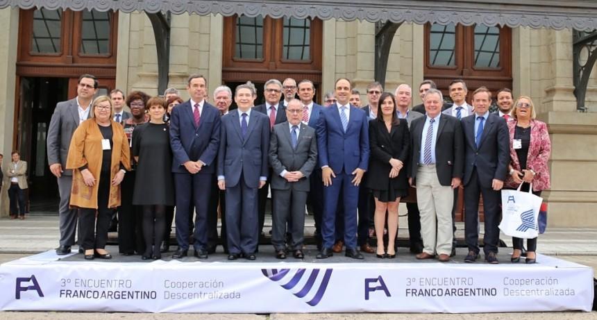 Se viene el 3er Encuentro Franco Argentino de Cooperación Descentralizada
