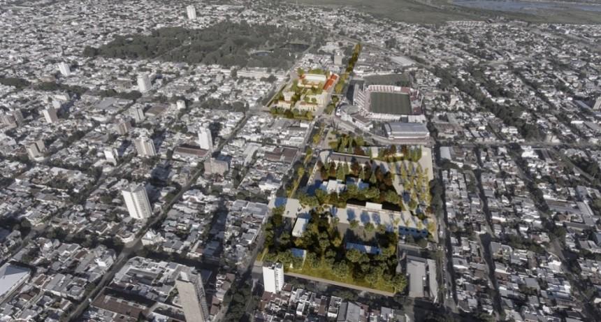 Lifschitz presentó el Proyecto Distrito de la Innovación en Santa Fe