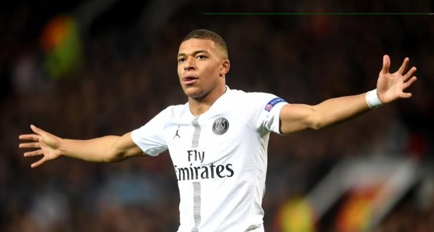 Real Madrid ofreció 280 millones de euros por Mbappé