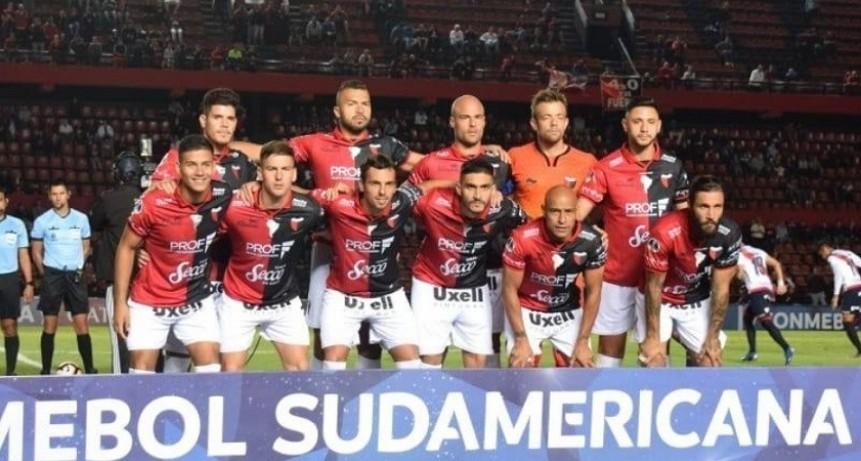 Fecha, horario y sede confirmada para el partido de Colón por la Sudamericana