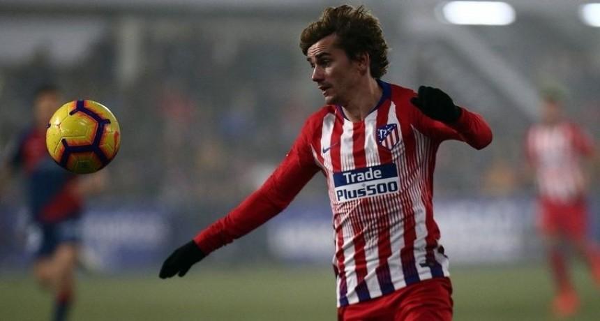 Greizmann comunicó que no seguirá en Atlético de Madrid
