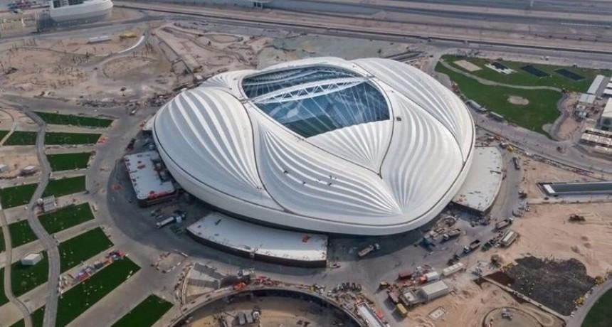 Inauguraron en Qatar el estadio para la final del Mundial 2022