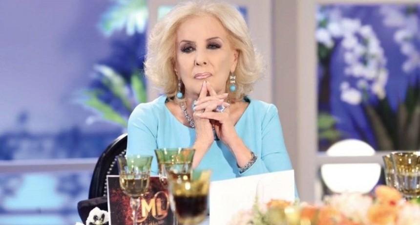 Mirtha Legrand contó cuándo regresará a su programa