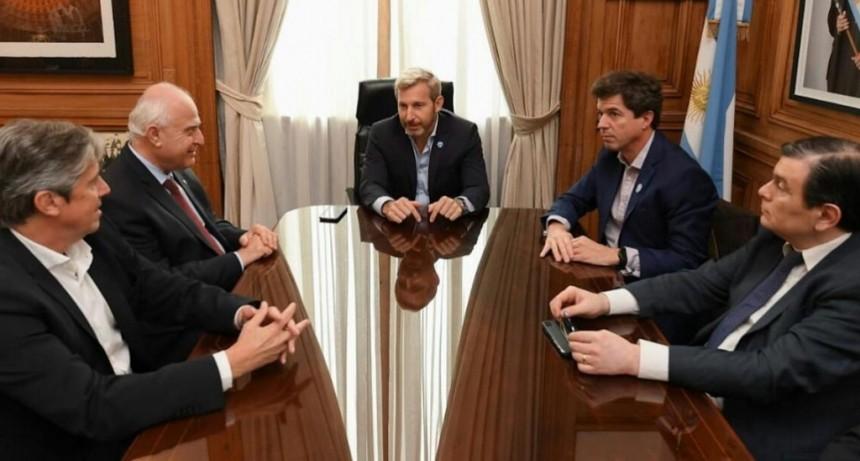 Lifschitz anunció la realización de nuevas obras hídricas para el norte de la provincia