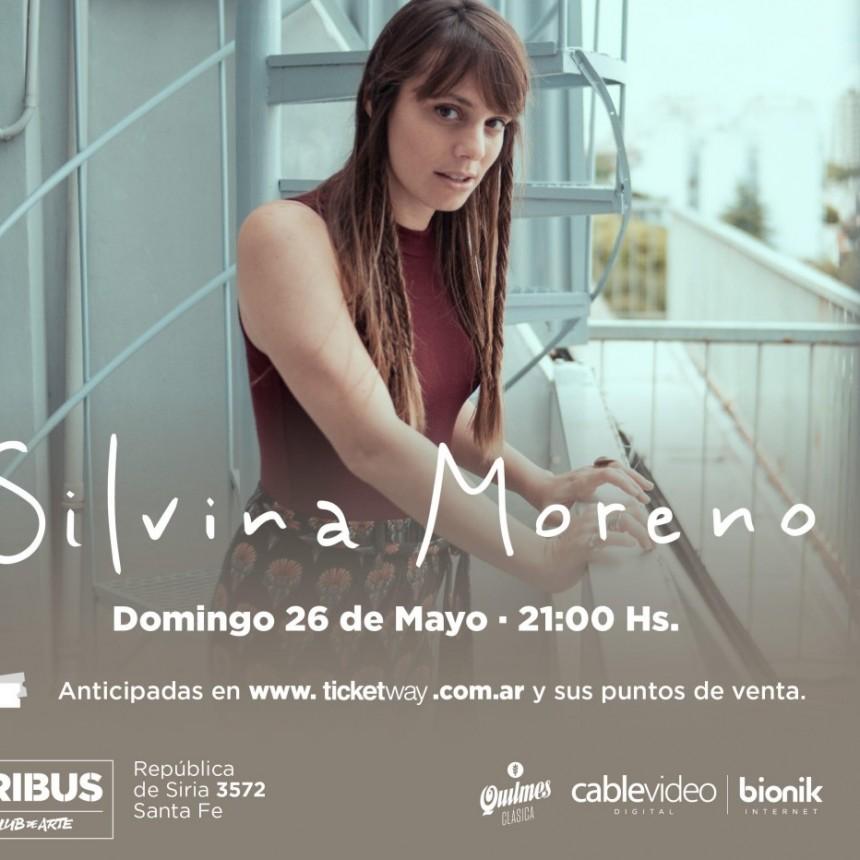Silvina Moreno en Santa Fe