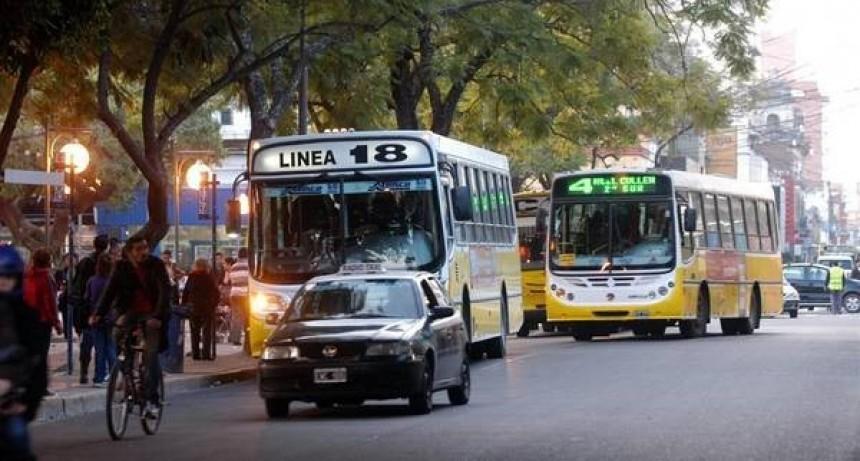 No habrá transporte público el sábado 25 y miércoles 29 de mayo en la ciudad