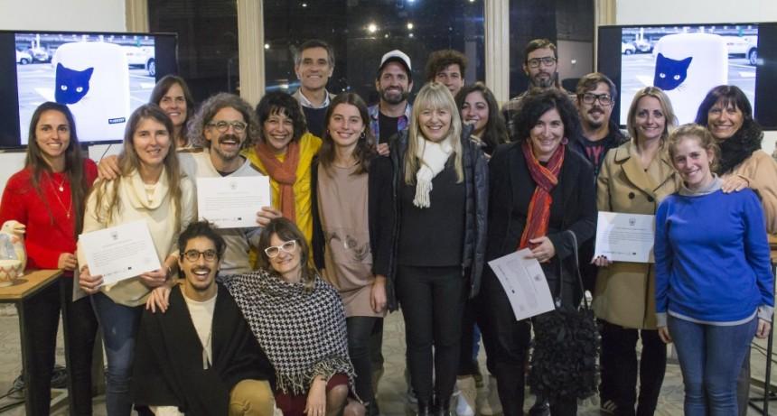 El Municipio presentó la Delegación que participará de la Barcelona Design Week 2019