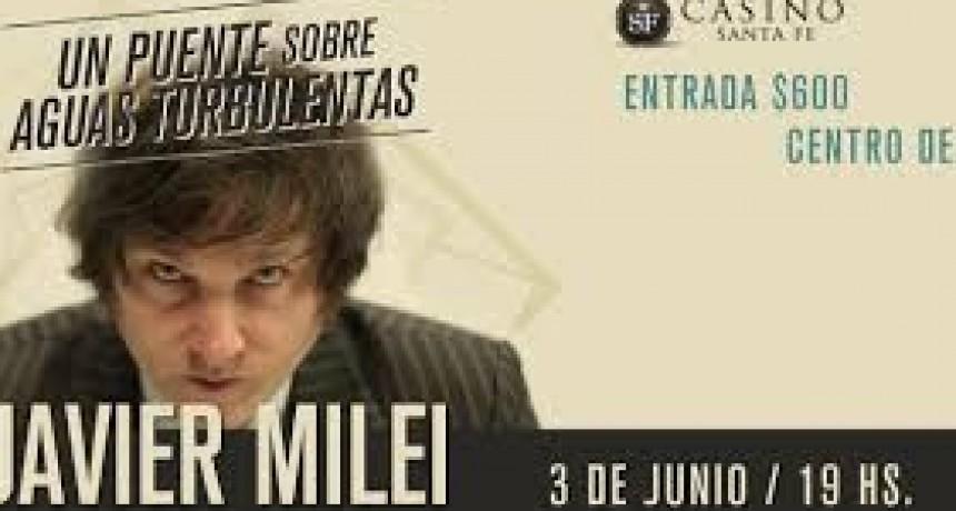 Javier Milei conversó para Radio de Noticias