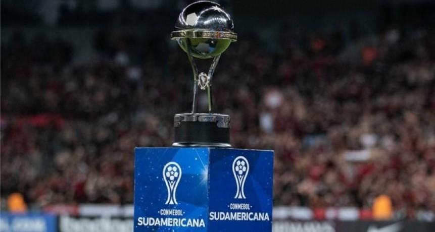Así quedaron los octavos de final de la Copa Sudamericana