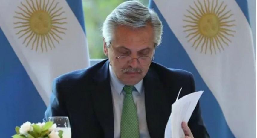 Alberto Fernández decide cómo sigue la cuarentena
