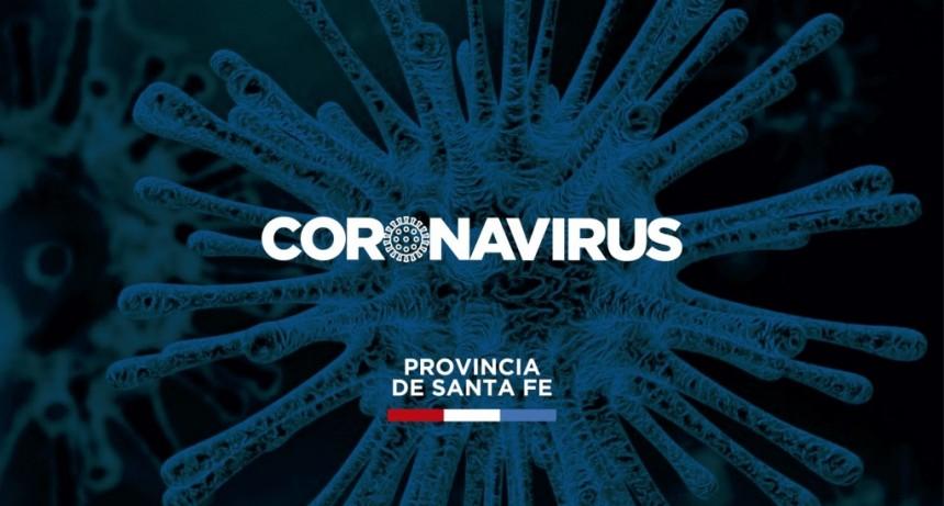 Situación epidemiológica de la provincia de Santa Fe en relación al coronavirus