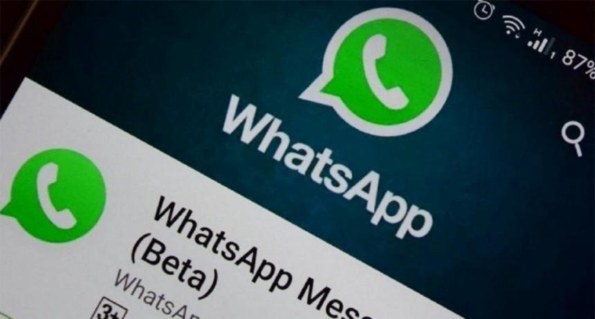 Autorizan a notificar por WhatsApp prohibición de acercamiento y contacto