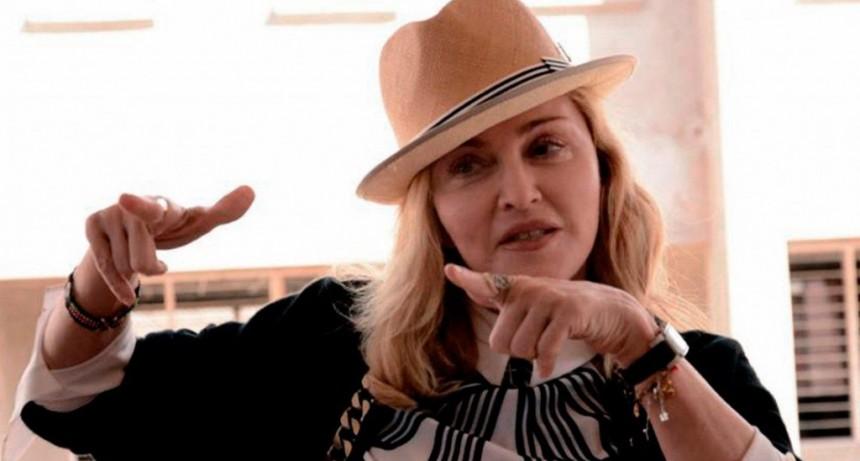 Madonna tuvo coronavirus y donó un millón de dólares para investigación