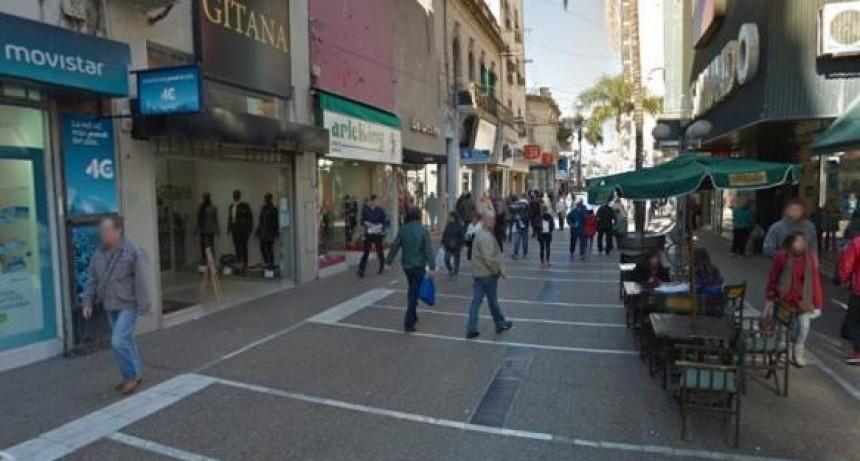 Peatonal San Martin: De a poco volvemos a las ventas