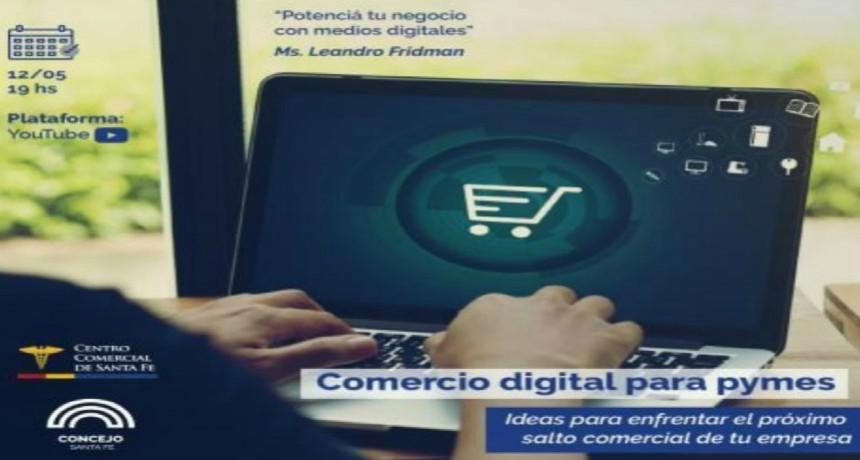 Taller sobre comercio digital: inscribite y participá