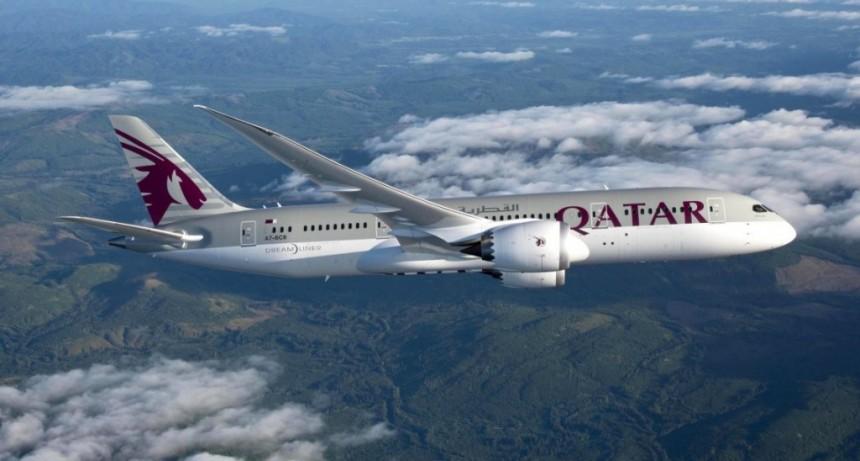 Qatar Airways regalará 100 mil pasajes a médicos y enfermeros de todo el mundo