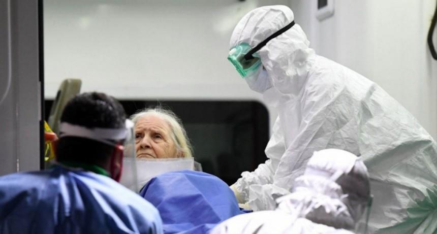 Cifra récord: 24 personas murieron hoy y 255 fueron diagnosticadas con coronavirus
