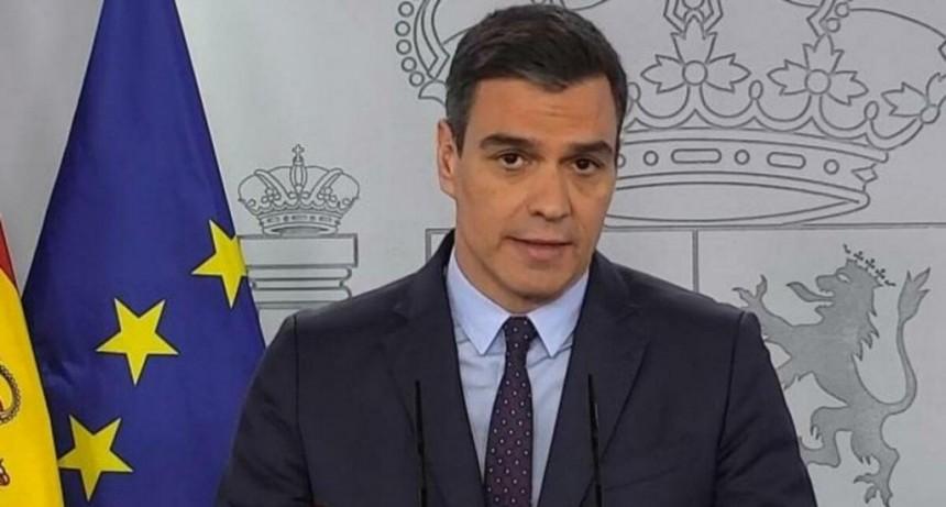 España extenderá por un mes más el estado de alarma por el coronavirus