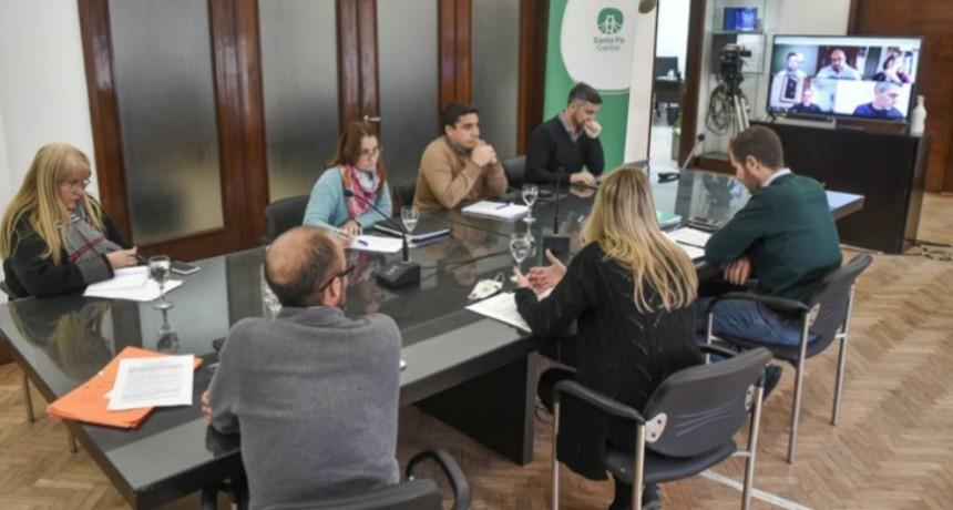 Se realizó una nueva reunión del Comité Municipal de Gestión de Riesgos