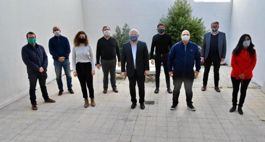 El Frente Progresista apura la media sanción de herramientas para aliviar el impacto de la pandemia