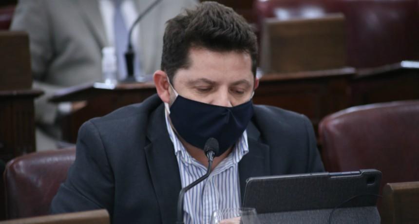 Castelló pidió que las vecinales sean eximidas de pagar luz y agua