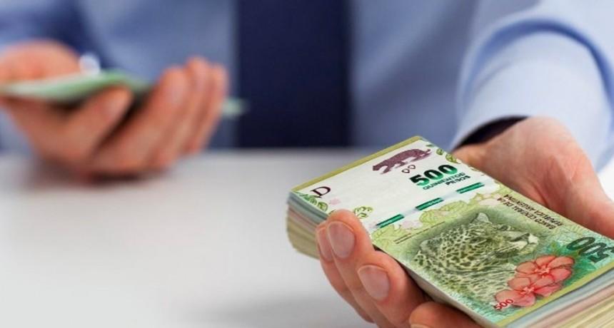Los plazos fijos deberán pagar una tasa mínima del 30% anual