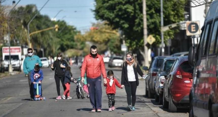 Vuelven las caminatas recreativas a Santa Fe