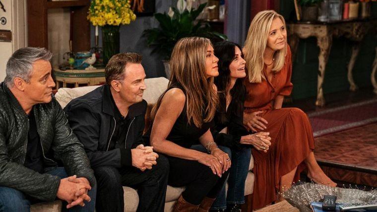 "Se conoció el tráiler oficial de ""Friends: The Reunion"""