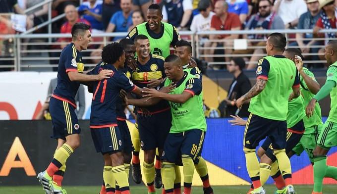 Colombia empieza con pie derecho en la Copa América Centenario: venció 2-0 a EE.UU