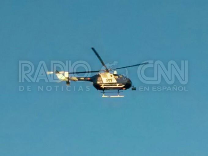 Gran operativo policial en Barranquitas