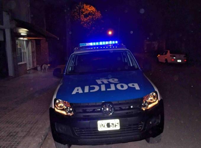 Detuvieron a dos hombres y le secuestraron 9 kilos de droga en Villa María Selva