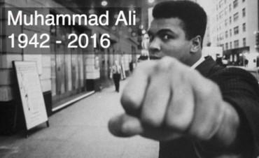 Muere la leyenda del boxeo Muhammad Ali a los 74 años