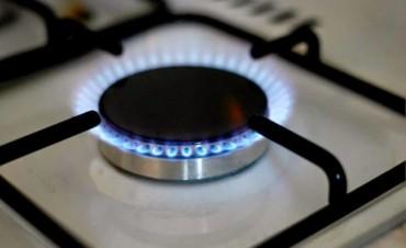 El Gobierno oficializó el tope de 400% a la suba del gas para hogares