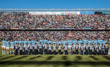 Los Pumas - Italia: La Ciudad fue sede de un nuevo espectáculo deportivo de jerarquía internacional