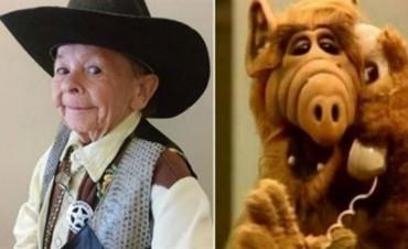 El actor que interpretó a Alf está en coma