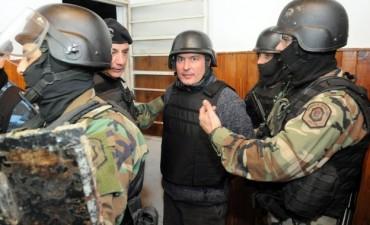 Trasladaron a López al pabellón de presos con problemas psiquiátricos