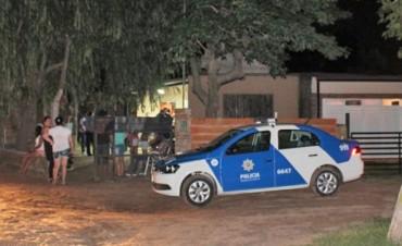 Investigan un homicidio en Colastiné Norte