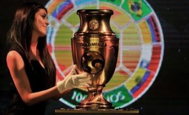 El trofeo especial e inédito de la Copa América