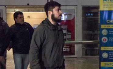 """Leandro Báez: """"No tenemos miedo, vamos a cumplir con la Justicia, nada más"""""""