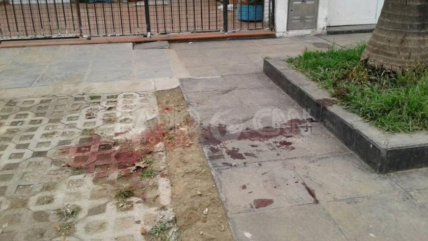Asesinaron a un menor de edad en el norte de la ciudad